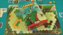 """Vidéorègle #405: """"Lemming"""", le jeu de société expliqué en vidéo"""