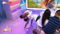 Vivian (Les Anges 7) embrasse Capucine Anav - ZAPPING TÉLÉ-RÉALITÉ DU 02/06/2015