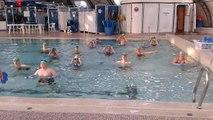 L'aquagym de nos nageurs et nageuses