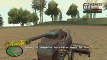 "GTA San Andreas - Let's Play GTA San Andreas Walkthrough / Playthrough W/ Commentary - ""Body Harvest"""