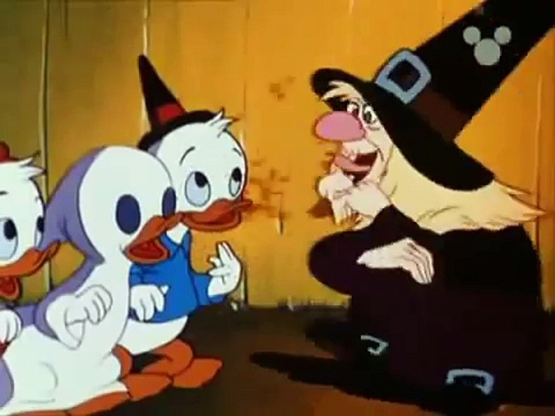 Paperino la notte di halloween video dailymotion