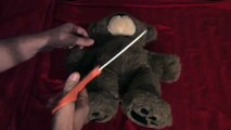 Creating Puppets With a Puppeteer : How to Make Hand Puppets From Stuffed Animals