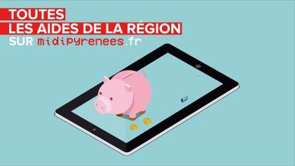 Aides, actu, services sur www.midipyrenees.fr