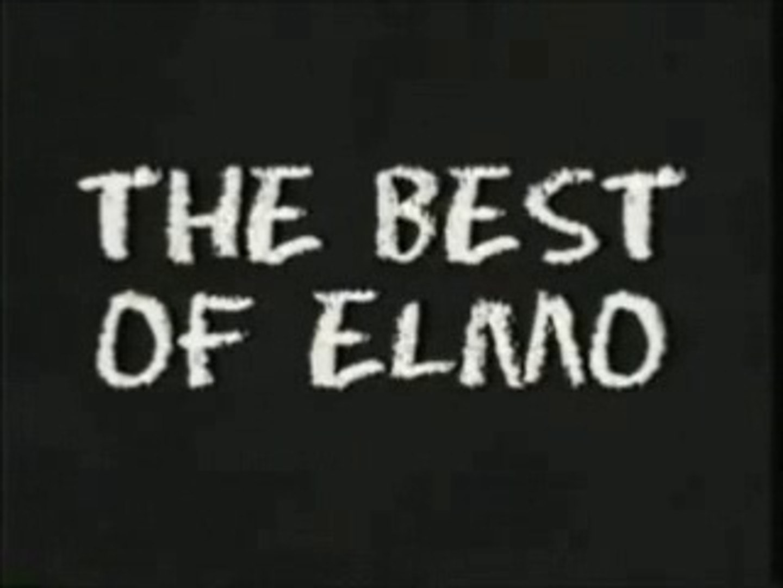 Sesame Street- The Best of Elmo Part 1