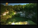HISTORY CHANEL cenotes de yucatan  WOW - Xibalba documental