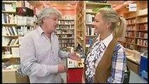 """Reportage """"C'est du Belge"""" (La Une - RTBF) à la librairie Filigranes février 2010"""