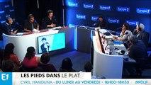 Duel de blagues entre Valérie Benaïm et Jean-Pierre Foucault