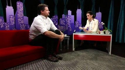 Matt Jones and Megan Amram - Tiny Tiny Talk Show