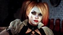 "BATMAN Arkham Knight - Official ""Harley Quinn"" Trailer"