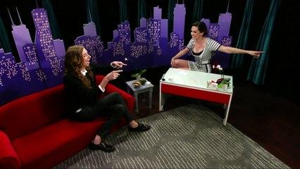 Lauren Lapkus and Flula - Tiny Tiny Talk Show