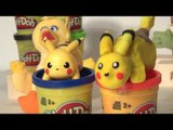 Play Doh Pokemon Pikachu, Play Doh Pokemon Pikachu, make Pokemon Pikachu from Play Doh  lol  fun vid