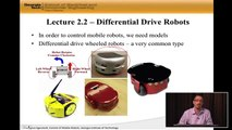 2.2 Differential Drive Robots | Control of Mobile Robots