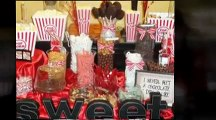 Candy Buffets, Candy Stations, Wedding Candy Buffets, Candy