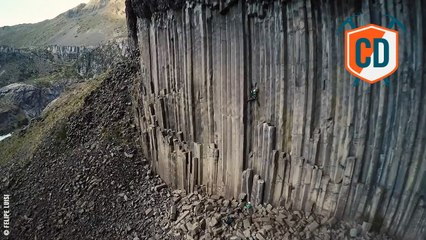 Unique New Climbing Area Discovered In Chile | EpicTV Climbing...