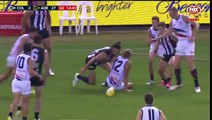 AFL Parody- Collingwood's New Theme Song (I Love It When