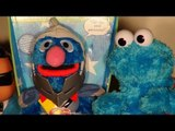 Cookie Monster Count' n Crunch Introduces Global Grover from Sesame Street