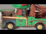 Disney Pixar Cars2 Featuring Materhosen, other Maters,Finn and Holly and real Mater Races