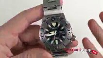 ▶ Seiko Divers SKX779K1 and Seiko Divers SRP307K1 - review by DiscountShop - YouTube [240p]