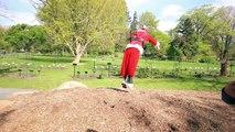 School Year Stunts - Bboying Tricking