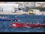 REMO (club nautico de Santa Pola) Regata Alicante, falucho