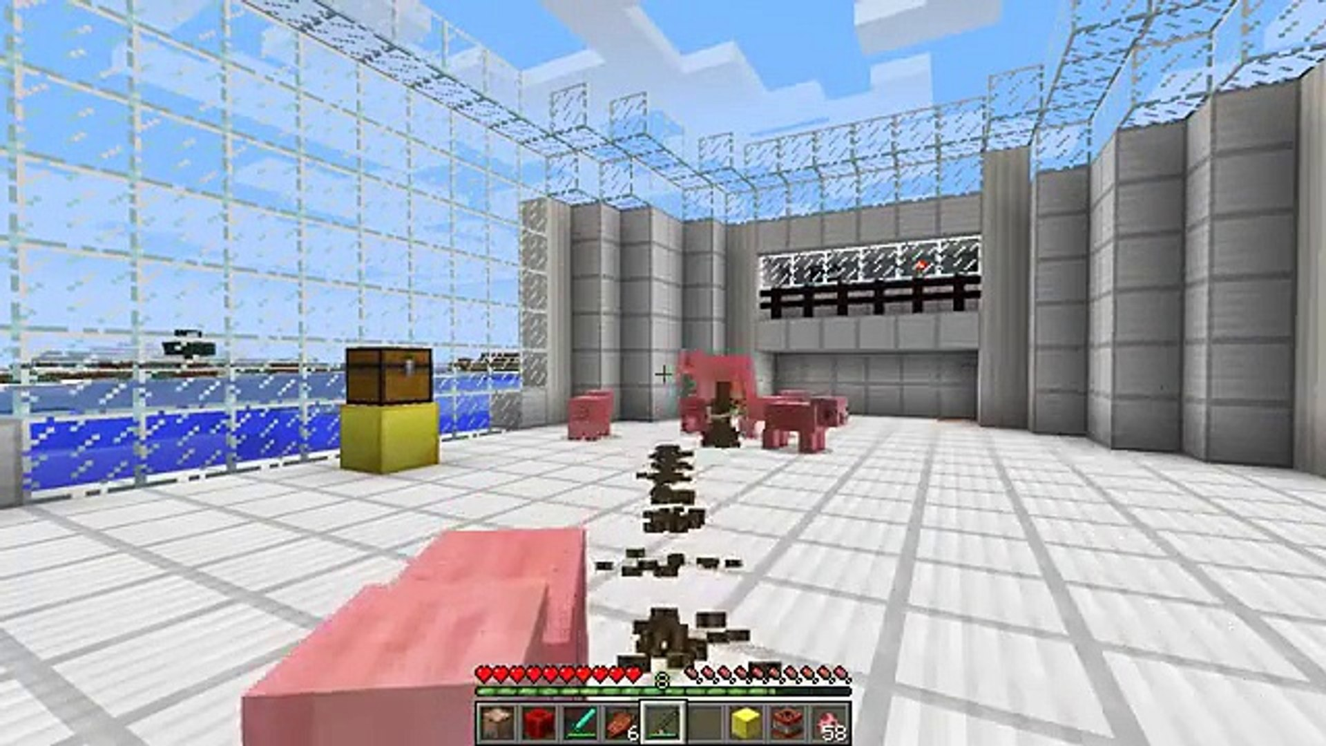 Minecraft _ SUPERHERO POWERS!! (Slow Down Time, Groot & Iron Man!) _ One Command Creation