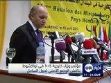 مؤتمر وزراء خارجية 5+5 يناقش الوضع الأمني و الإقتصادي لدول الساحل المقدمة
