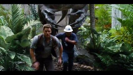 #2 Owen échappe à L'Indominus Rex - Extrait #2 Owen échappe à L'Indominus Rex (Français)