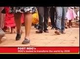 Sustainable Development Goals - Youth Discuss Post 2015 Agenda
