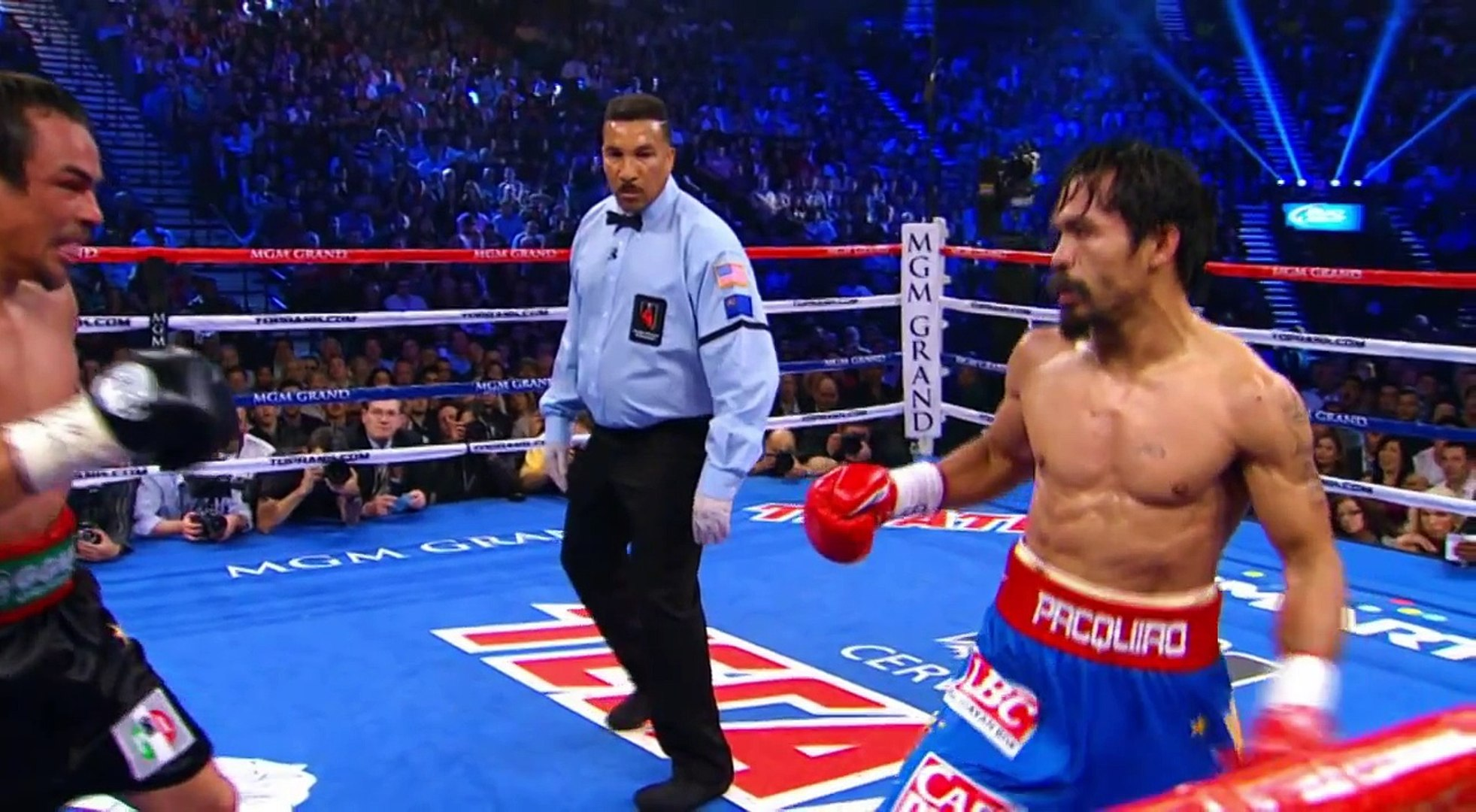 Pacquiao-Marquez 4: HBO Boxing - Look Back at 3rd Fight (HBO Boxing)
