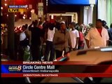 8 people shot downtown after Indiana Black Expo event
