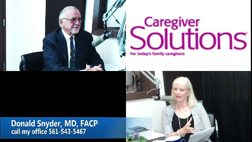 Caring for the Caregiver - CareGiver Solutions