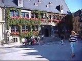 Quedlinburg old Market Square Unesco world heritage site