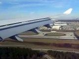 Lufthansa LH 444 -Airbus 340-300 Landing at Atlanta Airport