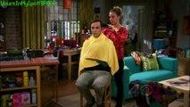 Sheldon's New Barber - The Big Bang Theory