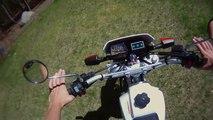 Yamaha Tw200 - Video Review - Enduro   street Legal   Dual Sport   Motorcycle 200cc