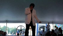 Don Adams sings 'Elvis medley' Elvis Week 2008