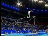 Uneven Bars Tkatchev Piked Gymnastics Video