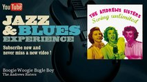 The Andrews Sisters - Boogie Woogie Bugle Boy - JazzAndBluesExperience