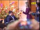 Almería Noticias Digital 28 TV - La Princesa de Asturias pide sensibilizar sobre enfermedades raras