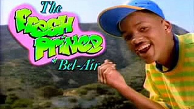 Will Smith - Fresh Prince of Bel Air