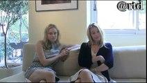 DIANE KRUGER LUDIVINE SAGNIER INTERVIEW 5 4 2011 BY MIMIS TSAKONIATIS 12th FRANCOPHONE FILM FESTIVAL