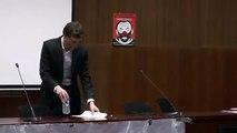 Finale Concours de plaidoirie Cergy 2013 : Baptiste Peyrat (avocat )