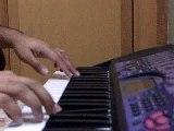 Kabhi Alvida Na Kehna on Keyboard Piano KANK