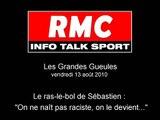 Sébastien en a ras-le-bol du racisme Anti Blanc & Anti Français en Banlieue !