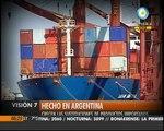 Visión Siete: Sustitución de importaciones: Argentina fabrica en casa