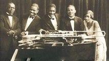 "Johnny Dodds - ""Pencil papa""  Old style jazz clarinet"