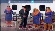 FLIGHT 420 PART 1/6 - Umar Sharif - PAKISTANI COMEDY STAGE DRAMA