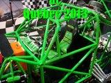 RC Monster Truck Grave Digger 4x4 au salon auto sport de Québec 2013