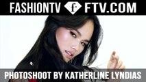 "Katherline Lyndias Cover Photoshoot For ""Her World Magazine"" | FashionTV"