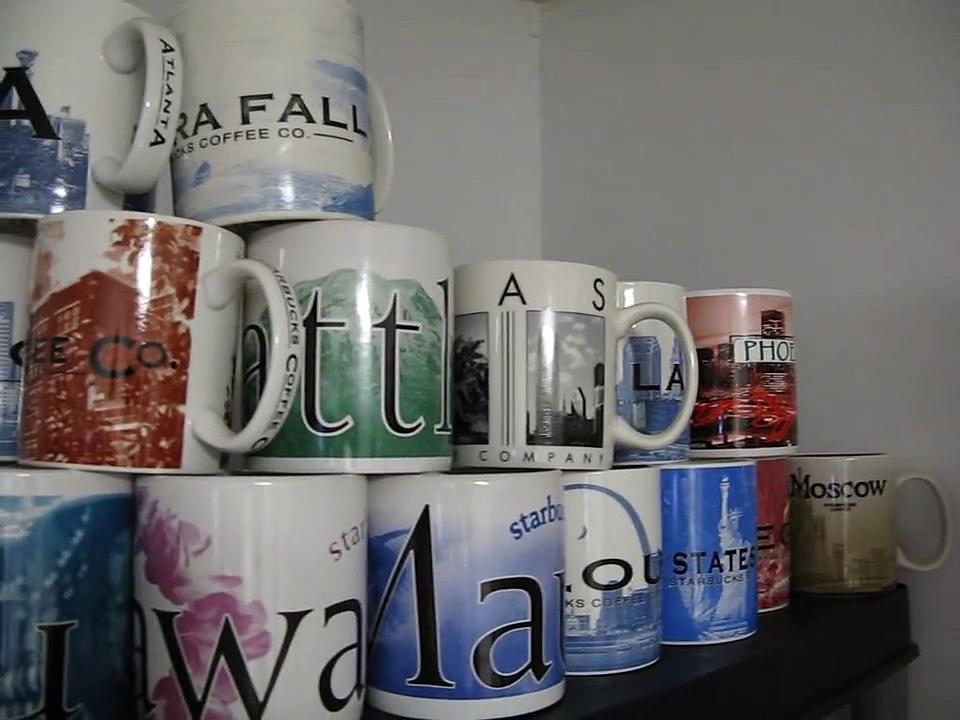 How to pack a Starbucks city mug or any ceramic mug for shipping